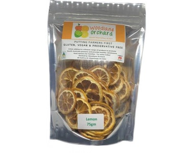 Dried Lemon 75g