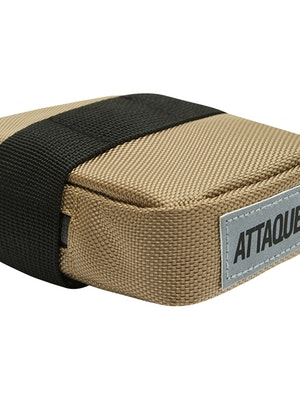 Attaquer Race Saddle Bag Tan