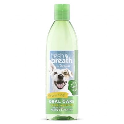 Tropiclean Fresh Breath Water Add Original 473ml