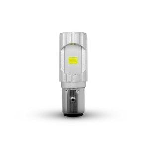 12V S2 BA20 LED Headlight Bulb