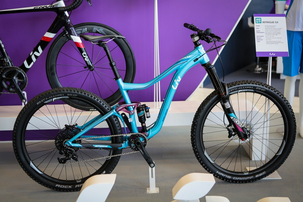 Liv Intrigue SX mountain bike