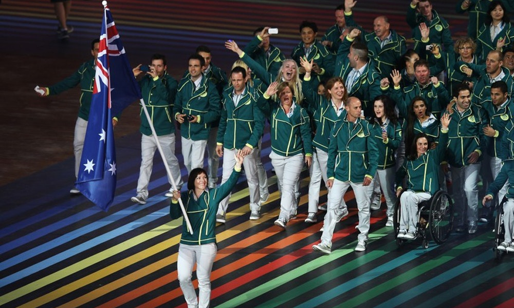 Aussies Clean Up the Veldodrome