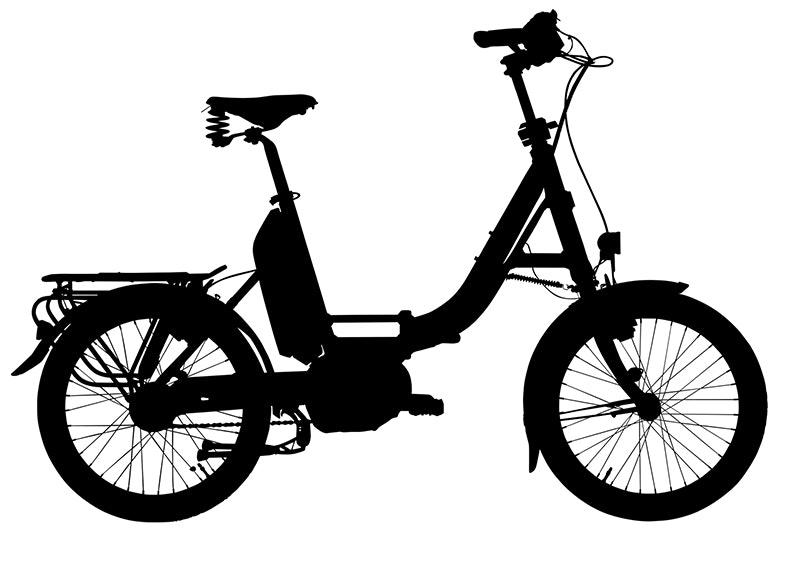 E-Faltrad & Kompakt E-Bikes