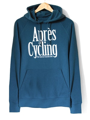 The General Classification Après Cycling Hood Teal