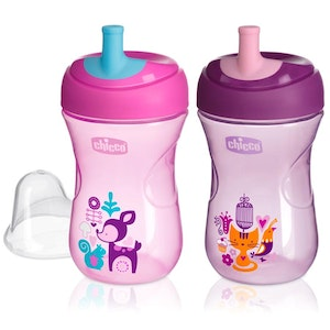 Chicco Advanced Cup 12M+ Girl 1pk 266ml (Spout)