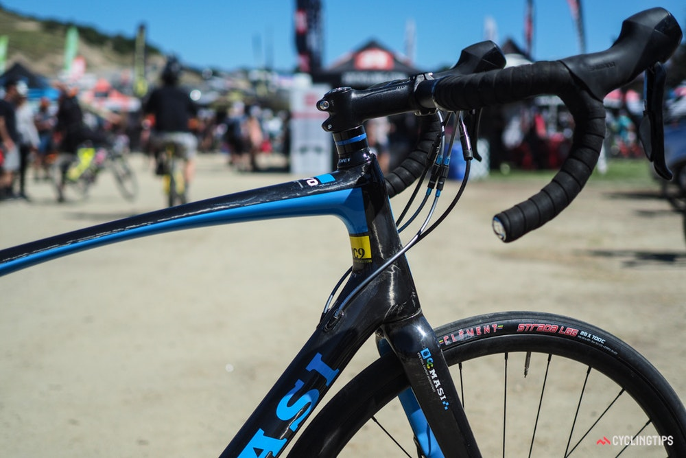 2016 Sea Otter Classic Masi Bicycles 7