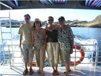 Cruising Lake Argyle