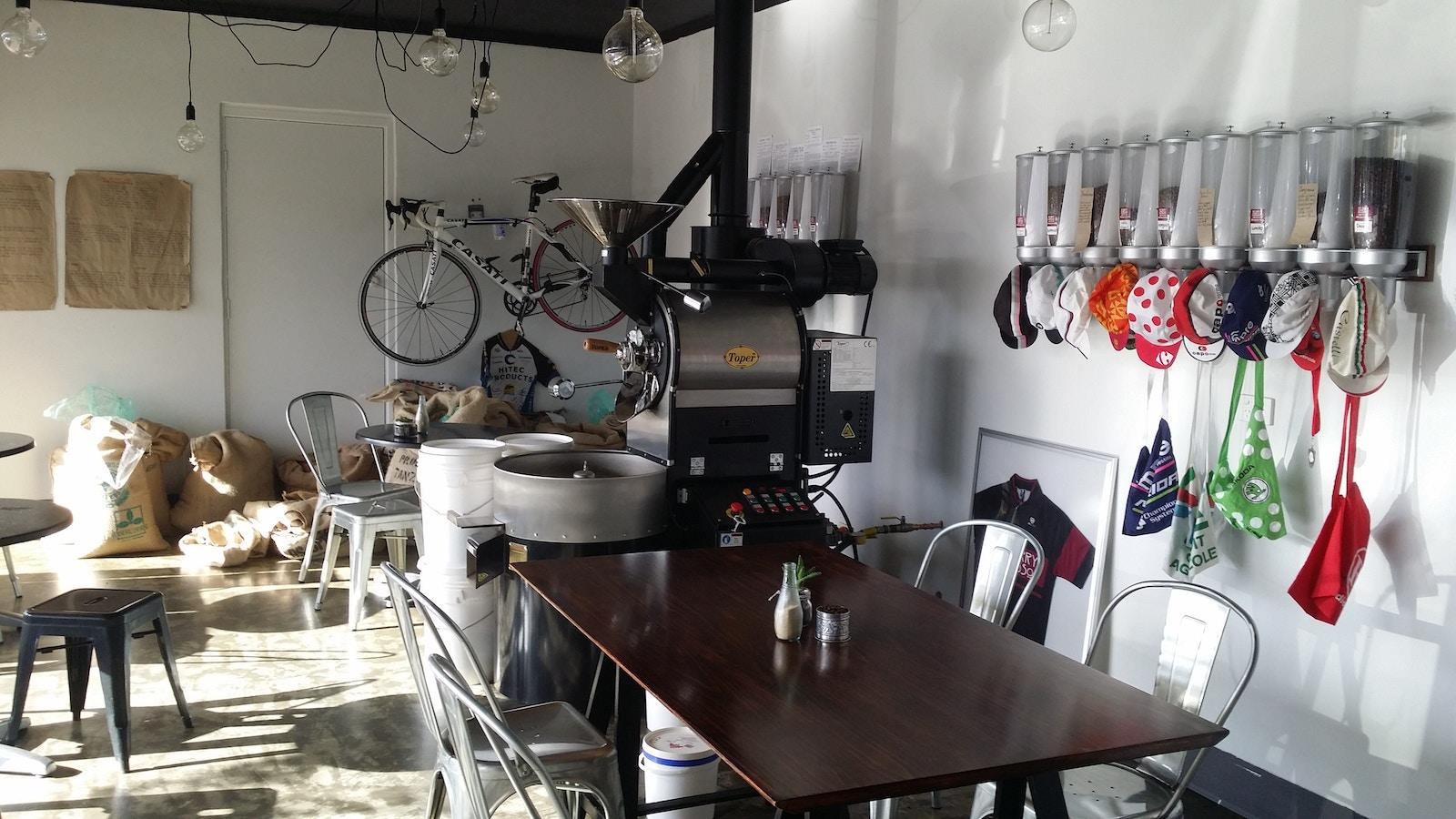 Red Berry Espresso Coffee Roastery (SA)
