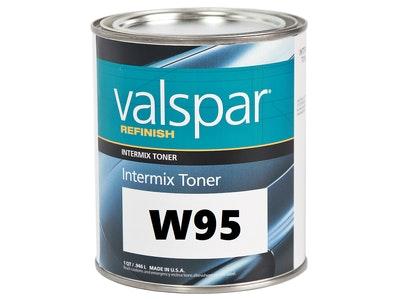 Valspar Refinish W95 Micro White 1Qt