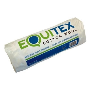 Equitex Cotton Wool Roll 500g