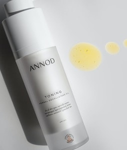 Annod Natural Skincare Toning Herbal Décolletage Oil