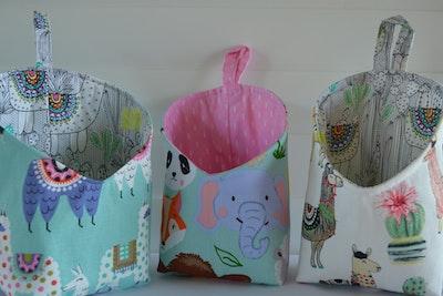 Fabric Organiser Pod