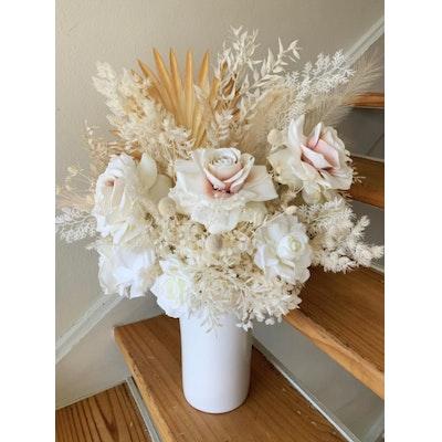 Camie Fleur   Flor Blanca