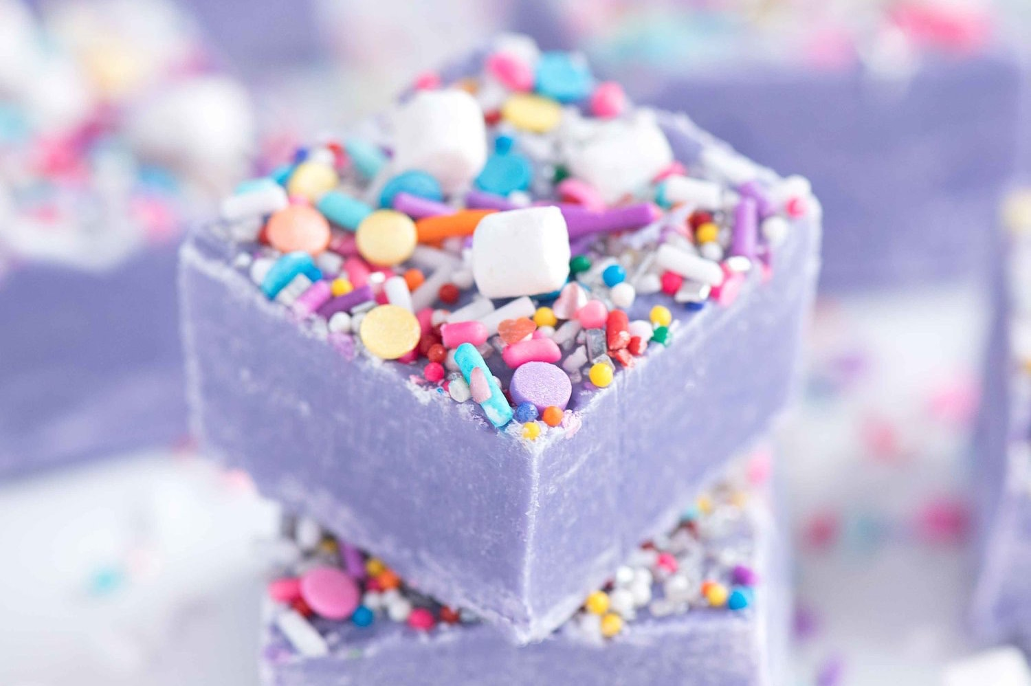 UNICORN FUDGE RECIPE