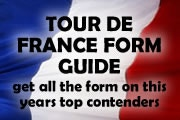 TOUR DE FRANCE FORM GUIDE