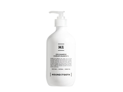 Houndztooth Dog Shampoo Charlie's Blend No.3