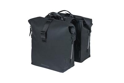 Basil Soho Double Bag Nordlicht Night Black 41L