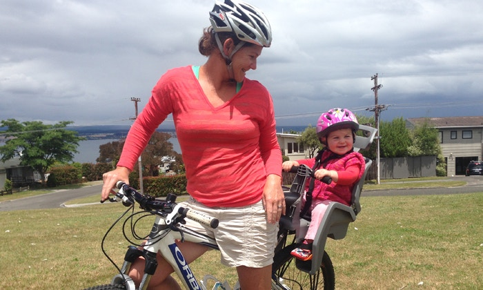 Taking Motherhood in Her Spin