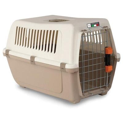 Zeez Vision Travel Pet Carrier Mocaccino - 3 Sizes