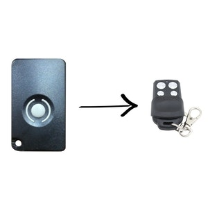 Remote Pro Homentry Compatible Remote