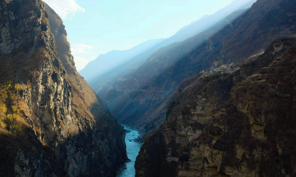 Failing at Hiking Tiger Leaping Gorge