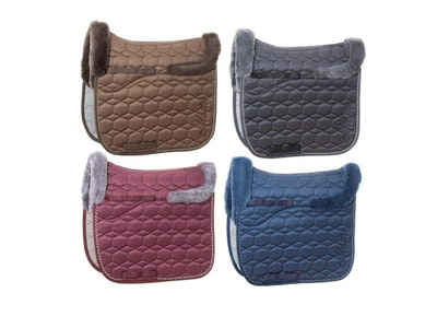 Mattes Limited Edition Square Show Jump Saddle Pad