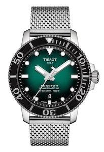 Tissot Seastar 1000 Powermatic 80 - Green