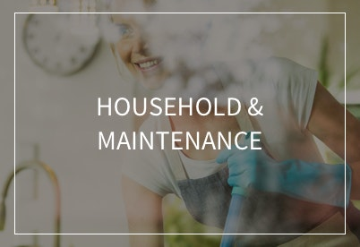 image of household and maintenance