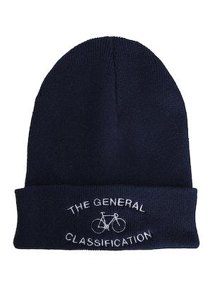 The General Classification Median Bike Logo Beanie Navy