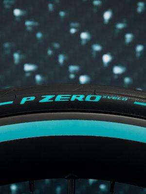 Mercedes Petronas Green Pirelli P Zero Velo Limited Edition Tyre