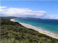 Adventure Bay Bruny Island  looking northwest