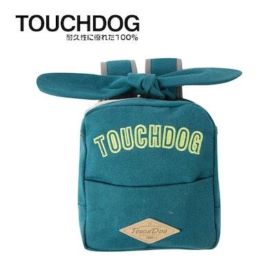 TOUCHDOG Rabbit Ears Picnic Bag - Green