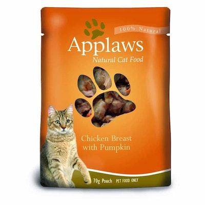 Applaws Chicken & Pumpkin Pouch Wet Cat Food