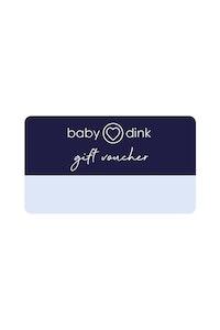 BabyDink Gift Card
