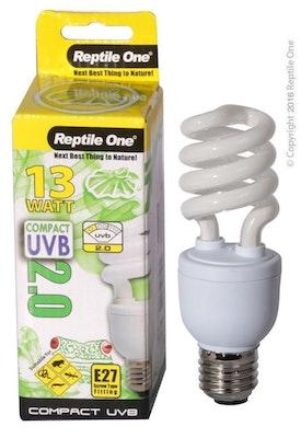 Reptile One Compact UVB Bulb 13W E27