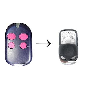 Remote Pro ASA TRK4 Compatible Remote