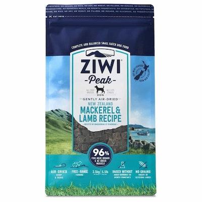 ZiwiPeak Daily Dog Cuisine Mackerel & Lamb Dry Dog Food