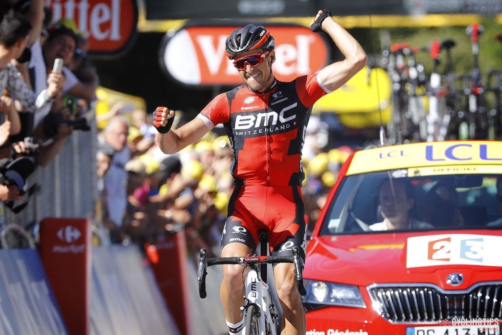 Van Avermaet Does the Double