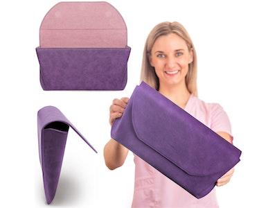 Björn Hall Cardiology Stethoscope Case – Purple Rain