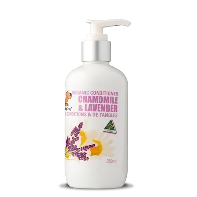 Smiley Dog Organic Extract Chamomile & lavender Conditioner