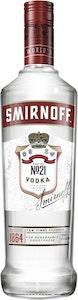 Smirnoff Red Vodka 700mL
