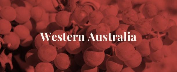 Western Australian wine regions