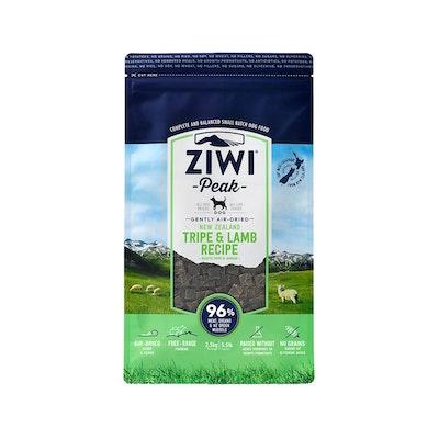 ZiwiPeak ZIWI Peak Air-Dried Tripe & Lamb Recipe For Dogs - 2.5KG