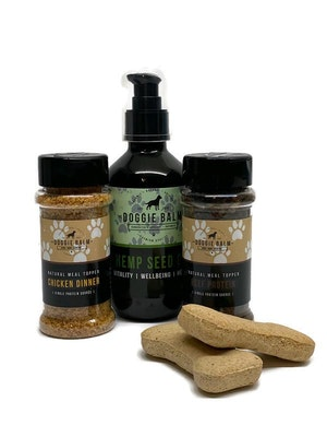 The Doggie Balm Co Active Dog Supplement Pack