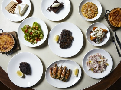 Rockpool Bar & Grill Banquet for Four
