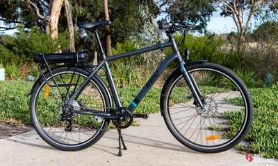 2018 Reid Pulse E-bike Review