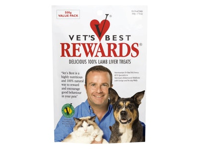 Vet's Best Rewards Vet's Best Rewards Lamb Liver Treats Refill 200g
