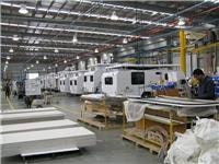 GoSee visits Jayco  Discovery production line 034