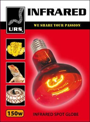 URS Infrared Heat Spotlight 150w