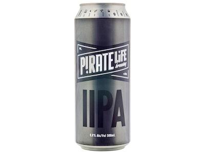 Pirate Life Brewing IIPA Can 500mL